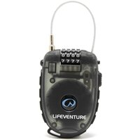 Lifeventure Cable Lock, Black