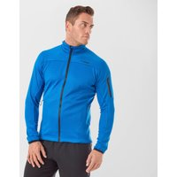 Adidas Men's Terrex Stockhorn Fleece Jacket, Blue