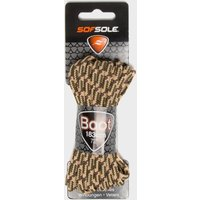 Sof Sole Military Boot Laces - 183cm, Brown/TAN