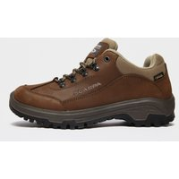 Scarpa Women's Cyrus GORE-TEX Walking Shoe, Brown/BROWN
