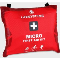 Lifesystems Light & Dry Micro First Aid Kit, Red