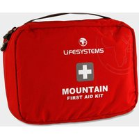 Lifesystems Mountain First Aid Kit, Red/AID