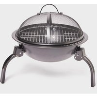 Outwell Cazal Fire Pit - Black, Black