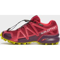 Salomon Women's Speedcross 4 GORE-TEX Trail Running Shoes, Pink
