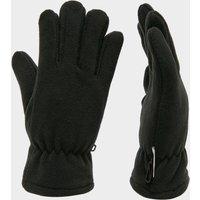 Peter Storm Unisex Thinsulate Fleece Gloves, Black