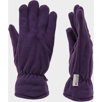 Peter Storm Unisex Thinsulate Fleece Gloves, Purple