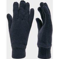 Peter Storm Thinsulate Knit Fleece Gloves, Navy
