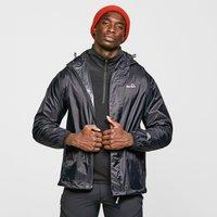 Peter Storm Mens Packable Jacket, Black