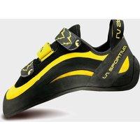 La Sportiva Men's Miura VS Climbing Shoe, Black