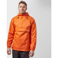 Peter Storm Men's Packable Cagoule - Orange, Orange