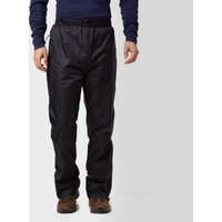 Peter Storm Mens Waterproof Over Trousers, Black/BLK