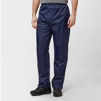 Peter Storm Mens Waterproof Over Trousers, Navy/NVY