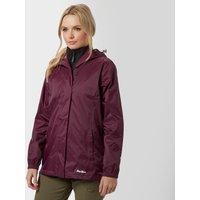 Peter Storm Women's Packable Hooded Jacket, Purple/PLM