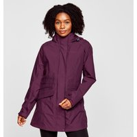 Brasher Womens Grisedale Waterproof Jacket - Purple, Purple