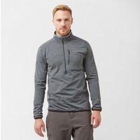 Marmot Men's 1/2 Zip Fleece Jacket, BLK/BLK