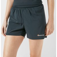 Montane Women's Claw Shorts, Black
