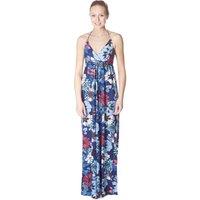 Animal Womens Lonali Maxi Dress, Blue