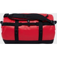 The North Face Base Camp Duffel Bag (Small), Red