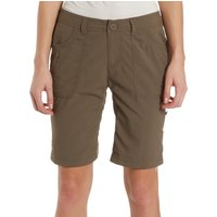 The North Face Womens Horizon Sunnyside Shorts, Khaki