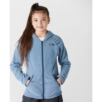 The North Face Kids' Mezzaluna Full Zip Hoodie, Navy