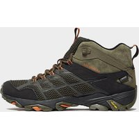 Merrell Men's Moab FST 2 GORE-TEX Mid Shoe, Green