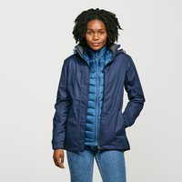 Peter Storm Womens Downpour Waterproof Jacket - Navy/Nvy, Navy/NVY
