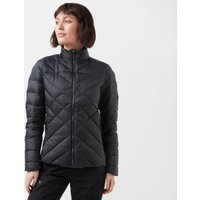 The North Face Women's Lucia Hybrid Down Jacket, Black