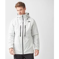 The North Face Mens Chakal Ski Jacket, White