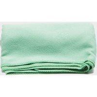 Eurohike Microfibre Suede Twill Travel Towel (Small) - Green/Mbl, Green/MBL