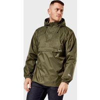 Peter Storm Mens Packable Cagoule, Green