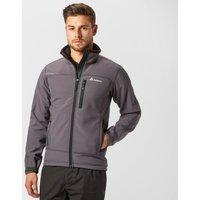 Technicals Mens Electron Softshell Jacket, Grey