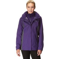 Technicals Womens 3 in 1 Jacket, Purple