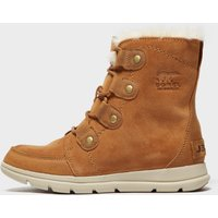Sorel Women's Explorer Joan Boot, Brown