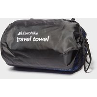 Eurohike Terry Microfiber Travel Towel - Large, Blue