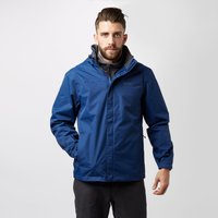 Peter Storm Mens Storm Waterproof Jacket, Blue