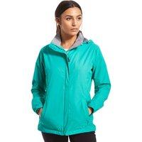 Peter Storm Womens Storm Waterproof Jacket, Green