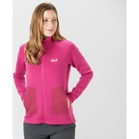 Jack Wolfskin Womens Narvik Trail Jacket, Pink