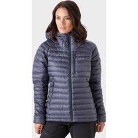 Rab Womens Microlight Alpine Jacket, Grey