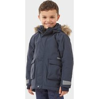 Didriksons Kids' Kure Waterproof Parka, Navy