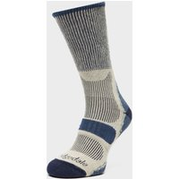 Bridgedale Men's Coolmax Light Hiker Sock, Grey