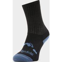 Bridgedale Kids' Woolfusion Trekker Junior Socks, Black