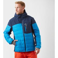 Protest Men's Mount 18 Ski Jacket, Blue