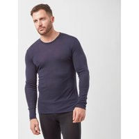 Icebreaker Men's 175 Everyday Long Sleeve Crew, Navy