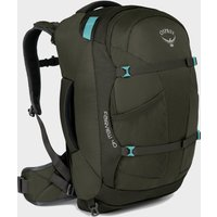 Osprey Womens Fairview 40 Litre Rucksack - Dark Grey, Dark Grey