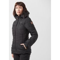 Protest Women's Valdez Snow Jacket, Black