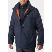 Berghaus Mens Arisdale 3 in 1 GORE-TEX Jacket, Navy