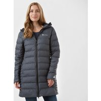 Technicals Womens Long Chill Jacket - Grey, Grey