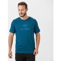 Arc'Teryx Men's Word T-Shirt, Blue