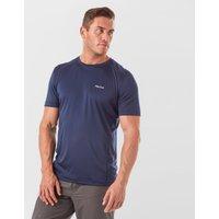 Marmot Men's Windridge Short Sleeve T-Shirt, Navy