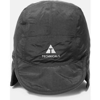 Technicals Unisex Windproof Hat, Black